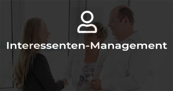 Interessenten-Management