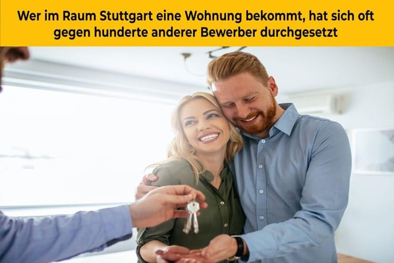 Erfolgreiche Wohnungssuche Stuttgart