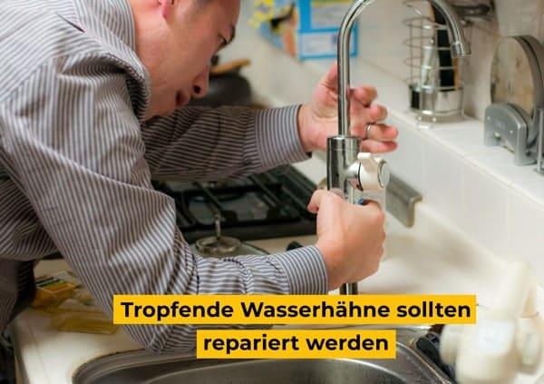 Reparaturen vor dem Hausverkauf