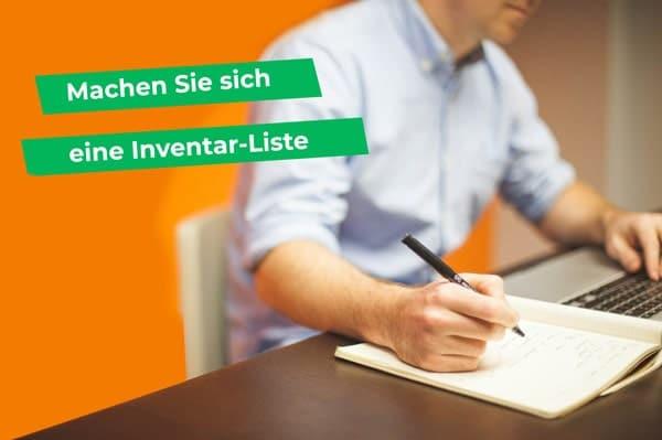 Inventar-Liste