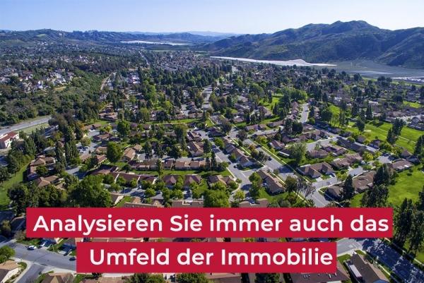 Umfeld Immobilie