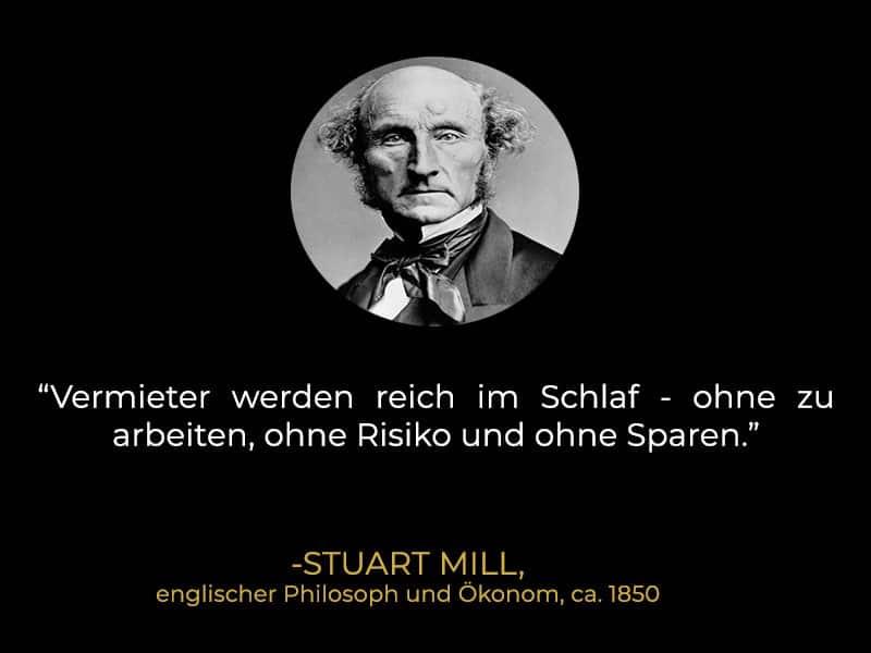 Zitat Stuart Mill