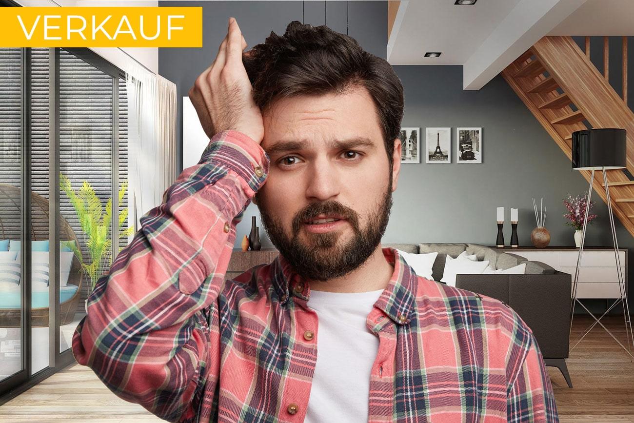 Immobilienverkauf Fehler