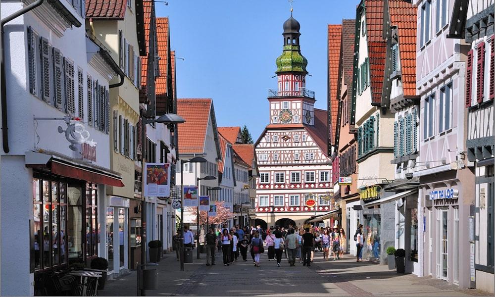 Kirchheim einkaufen