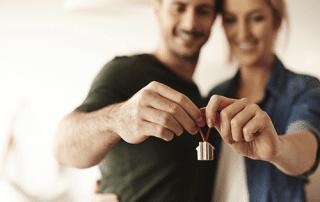Paar sucht Haus