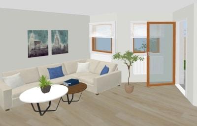 Wohnraum 3D